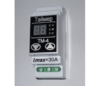 Таймер TM-4 30А DIN small DigiCop